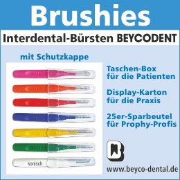 Interdental-Bürsten BEYCODENT